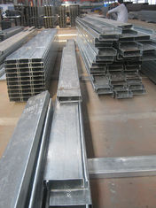 China Fabrication And Export Of Steel Purlin C Z Shape With ASTM AS/NZS EN GB supplier