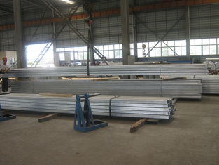 China Corrosion Resistance Galvanised Steel Purlins With Easy Installation supplier
