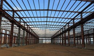 China Hot Dipped Galvanized Industrial Steel Building Engineering Design PKPM , 3D3S , X-steel supplier