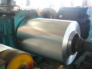 China Bright Surface Galvanized Steel Coil Corrosion Resistance With Z60 - Z180 supplier