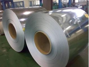 China Appliance Galvanized Steel Coil Fabricated Easy To Paint And Long Service Life supplier