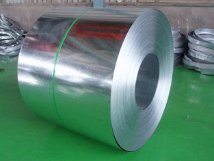 China Agriculture Zinc Primer Galvanized Steel Coil By Hot Dip Galvanization Treatment supplier