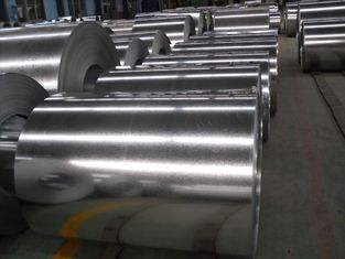 China Prepainted Galvanizing Steel Coil 0.12mm - 1.6mm Cold Rolled For Construction supplier