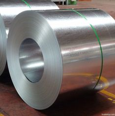 China Metal Building Material Galvanized Steel Coil 0.2mm - 2.0mm Thickness Customized supplier
