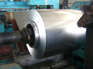 China Metal Steel Building Galvalume Steel Coil / Steel Plate With ASTM / EN supplier