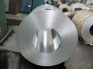 China Hot Dipped 55% AL-ZN Coated Galvanized Steel Coil For Car / Appliance supplier
