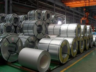 China AZ Primer Construction Metal Galvalume Steel Coil With Hot Dip Galvanized supplier