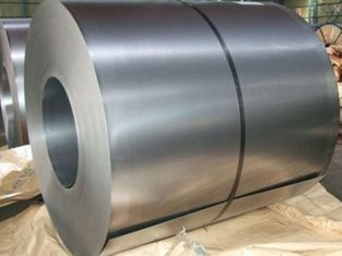 China Galvalume Steel Coil Fabrication , Galvanized Steel Coil JIS G3321 / EN 10215 supplier