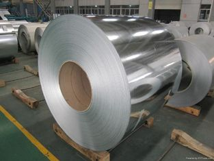 China Cold Rolled Galvalume Steel Coil For Steel Building Wall And Roof Cladding Use supplier