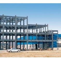 China Modern Technological Multi-storey Pre-engineered Building With Light Weight Metal supplier