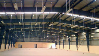 China Custom Lightweight / Hot Dip Galvanized Pre-engineered Building for Space Frames supplier