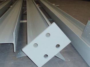 China Professional Structural Steel Fabrications Electric Galvanized Column supplier