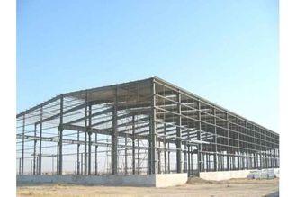 China Light Weight Steel Pre-engineered Building , Prefabricated Pre Engineered Buildings supplier
