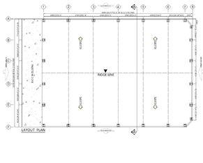 China ASTM / GB / JIS / DIN Structural Engineering Designs , Pre-engineered Steel Building supplier