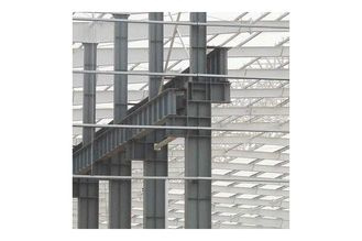 China H Post and Beam Structural Steel Fabrications With High Construction Efficiency supplier