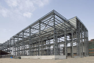 China Easy Construction Industrial Steel Buildings / H Type Columns And Beams supplier
