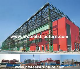 China Shopping Mall Industrial Commercial Steel Buildings Collect Sophisticated Technology supplier
