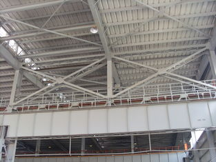 China Steel Framing Warehous e,Heavy Steel Structure Project , Structural Steel Industrial Machinery supplier