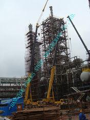 China Prefab 90 X 130 Multispan Steel Framed Buildings ASTM Standards supplier