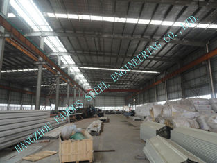 China Industrial Prefabricated Structural Steel Buildings ASTM Standards Grade A36 supplier