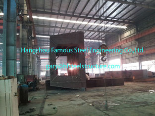 China Airport Pre-Engineering Building With Steel Box Beam Size 6 x 4.5 x 3.2m supplier