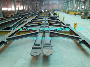 China Steel Framed Industrial Steel Buildings Galvanized ASTM A36 Purlins / Girts supplier