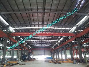 China Steel Framing Industrial Steel Buildings Bespoken Preengineered AISC Standards supplier