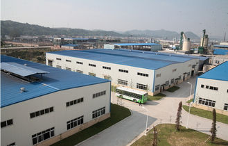 China Fast Erection Prefabricated Steel Framed Buildings Sandwich Panels supplier