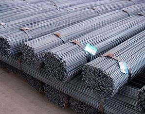 China Prefabricated HRB 500E Steel Frame Building Kits High Strength Steel Bar D10mm supplier