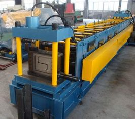 China C / Z Shape Steel Purlin Cold Rolling Machine For 1.5 - 3.0mm Thickness Steel supplier