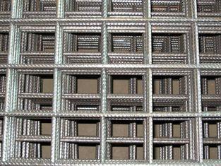 China Pre-engineered Steel Buildings Kits , Ribbed Square Mesh Seismic 500E Rebars supplier