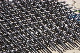 China Pre-engineered Rectangular Mesh Ribbed Rears Seismic 500E Rebars supplier