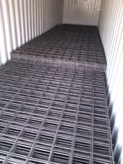 China HRB 500E Steel Ribbed Bar Steel Buildings Kits Seismic Square Mesh supplier