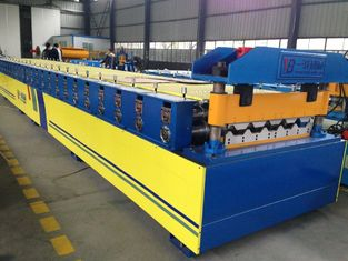 China Automatic  Cold Roll Forming Machine Change Size C Purlin For Steel Structure supplier