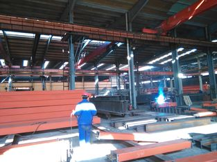 China Curved Sandwich Panel Roof Agricultural Steel Structural Buildings Shed supplier
