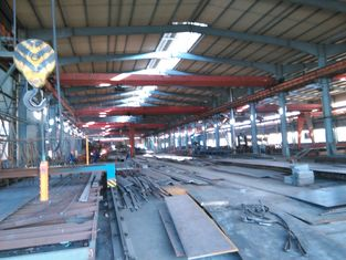 China Warehouse Industrial Steel Buildings / Prefabricated Steel Buildings supplier