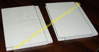 China Water Resistant Insulated Sandwich Panels For Wall , Roof Sheets supplier