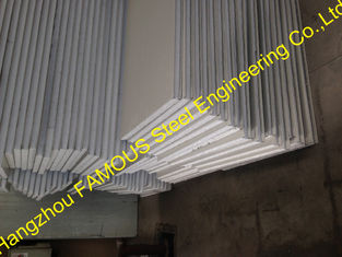 China Polystyrene Insulated Sandwich Panels / Metal Roofing Sheets Warehouse supplier