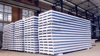 China Insulation EPS Sandwich Panel Container House supplier