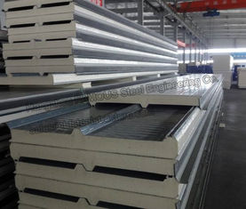 China PU Cold Room Insulated Sandwich Panels supplier