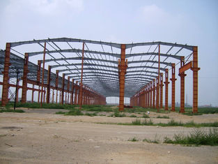 China Custom Fabricated Conventional Structural Prefabricated Steel Pre-Engineered Building supplier