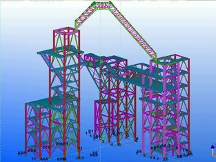 China Welding, Braking Structural Engineering Designs, Steel Structure Detailing Contractor supplier