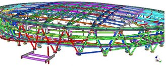 China Rolling, Shearing Structural Engineering Designs, Steel Structure Detailing Contractor supplier