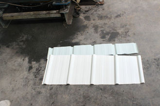 China OEM Shot-Blasting, Plasma and Oxyfuel Cutting, Industrial Steel Metal Roofing Sheets supplier