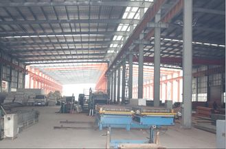 China Custom Roll Formed Structural Steel, Steel Buildings Kits for Metal Building supplier