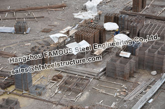 China International Standard Steel Reinforcing Mesh HRB 500E SL62 6m × 2.3m supplier
