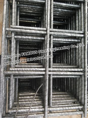 China Industrial Prefabricated Steel Square Mesh Commercial Ground Slabs supplier