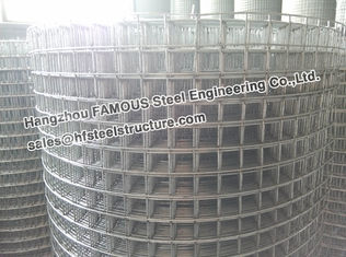China High Density Concrete Reinforcing Mesh For Pavements Driveways supplier