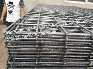 China Residential Steel Reinforcing Mesh Concrete Building , Trench Mesh supplier