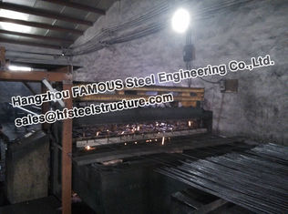 China Steel Reinforcing Rectangular Wire Mesh Concrete Structure Buldings supplier